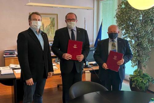 Podpísanie KZ na rok 2020